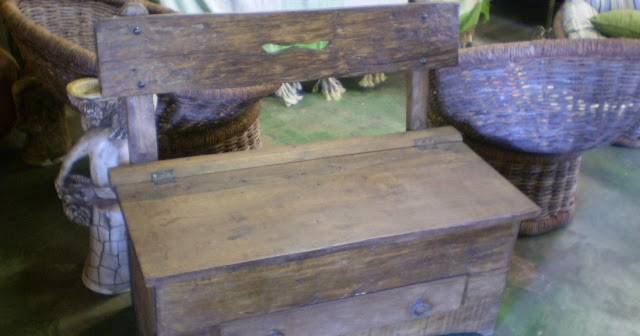mesa jardim carrefour : mesa jardim carrefour:JOZAN: Banco Caixa de Lenha – PEÇA ÚNICA