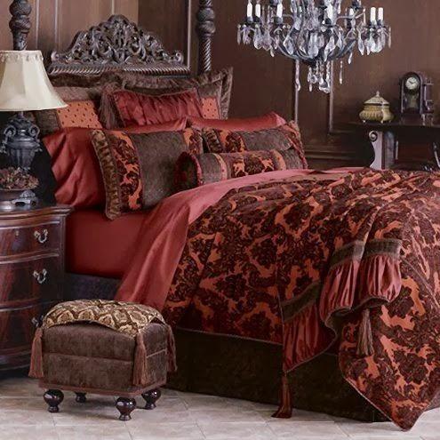 """Camere da letto """"principesche"""""""