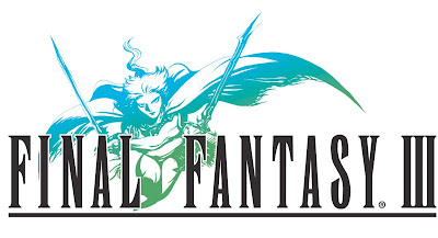 Final Fantasy III Logo We Know Gamers