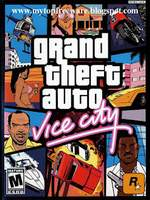 GTA Grand Theft Auto Vice City PC Game