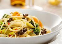Spaghetti Thai (vegana)