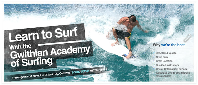 Gwithian Academy of Surfing