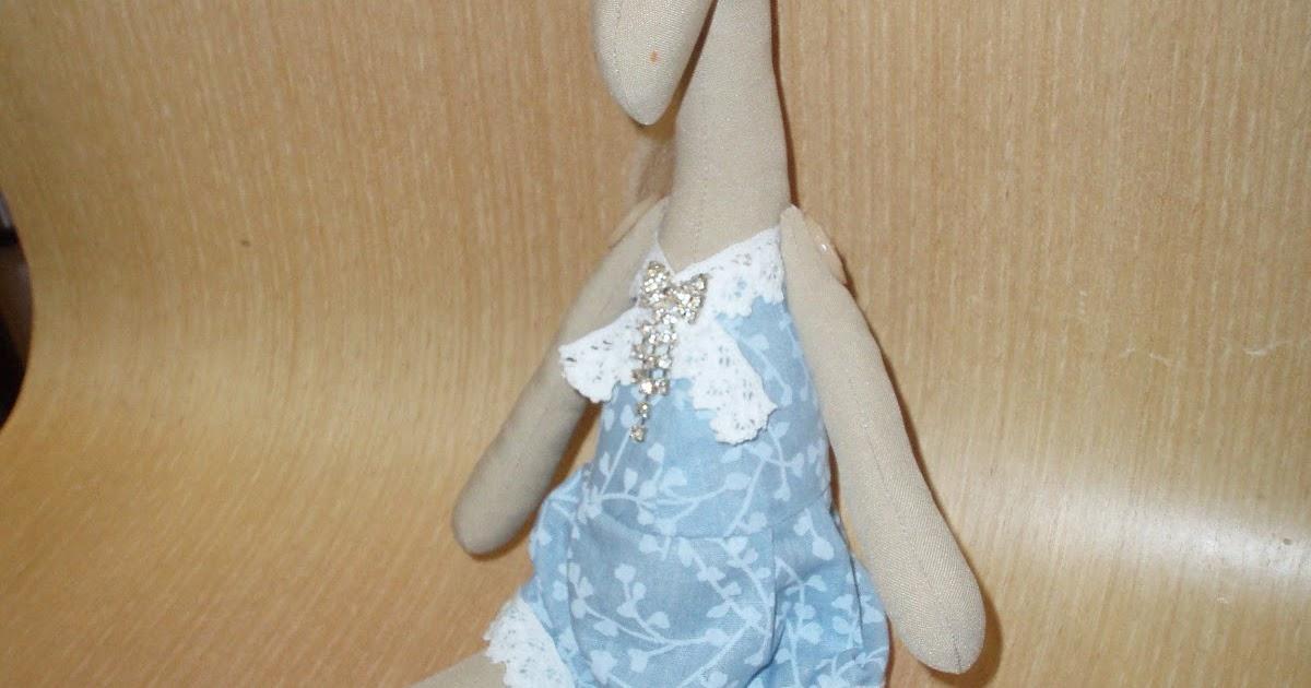 Куклы из тильда своими руками заяц