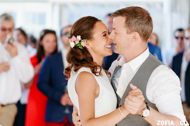 Nantucket Wedding First Dance