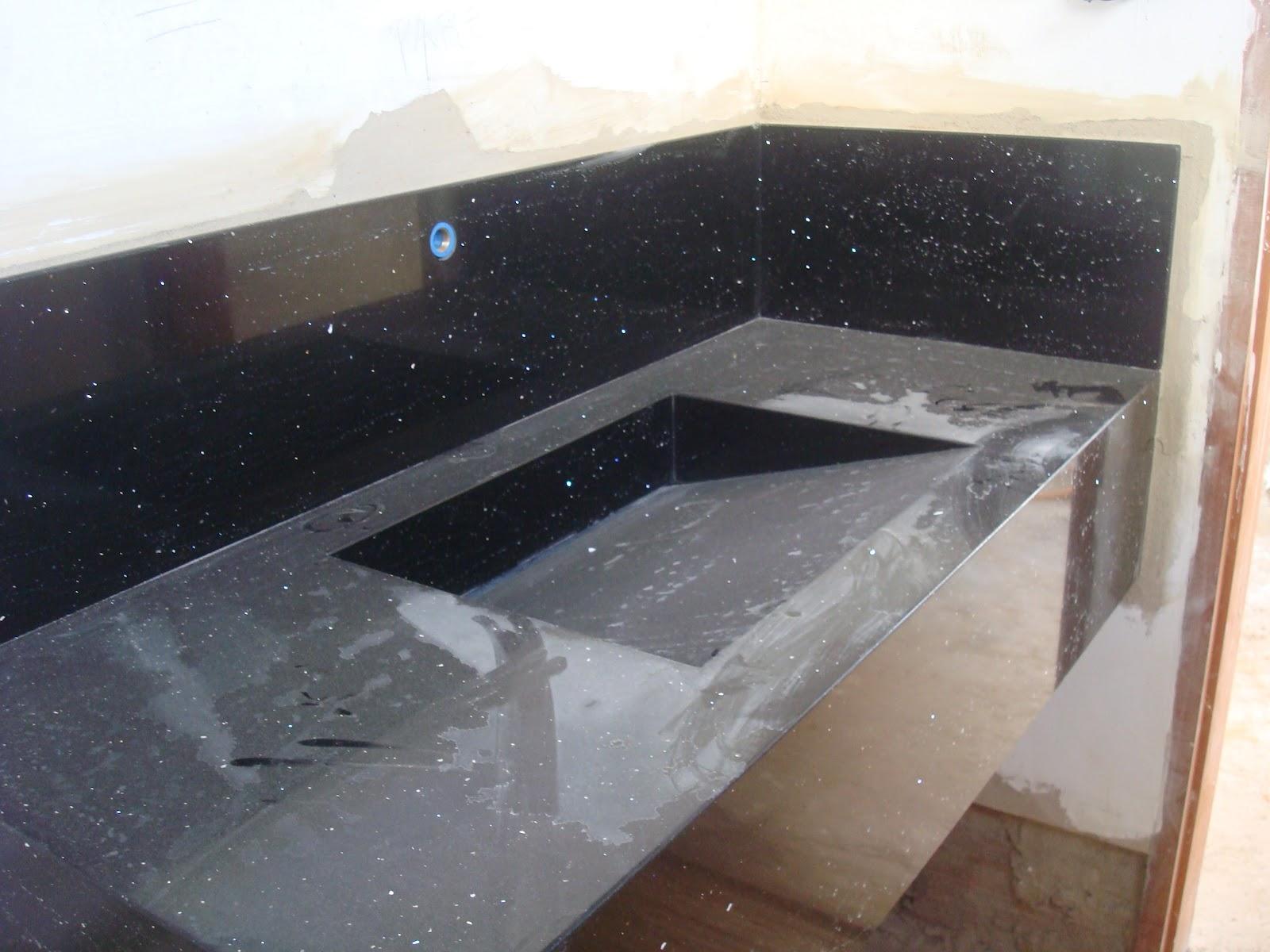 Construindo um castelinho qual a diferen a entre - Silestone o granito ...