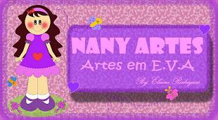 Nany Artes em EVA