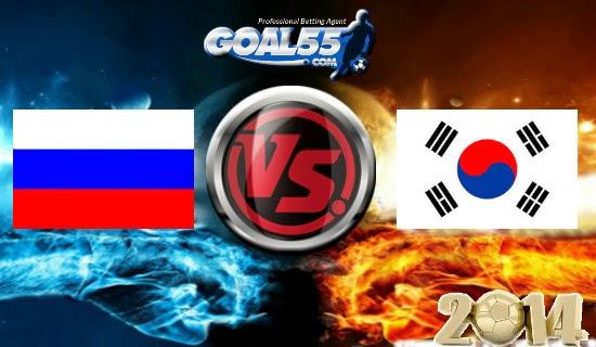 Prediksi Rusia vs Korea Selatan