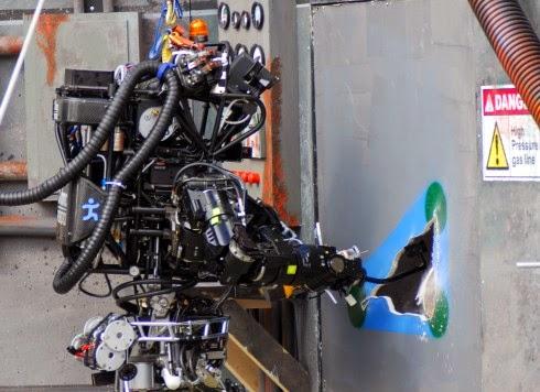 Google Tolak Pendanaan Militer di Robotika