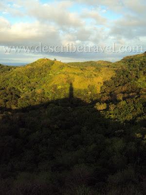 Cape Bojeador Lighthouse on the Hill