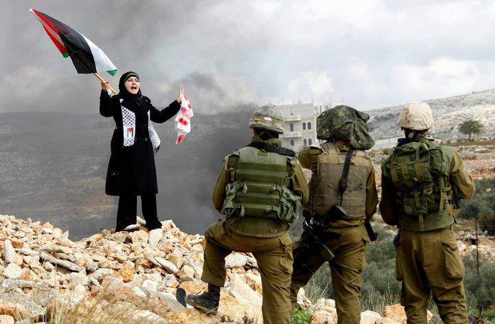 HAM, Bungkam untuk Palestina