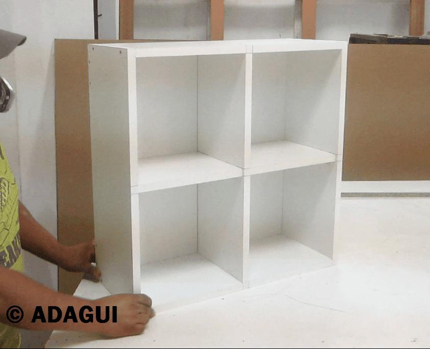 Como hacer un m dulo alacena de cocina en melamina web for Software para fabricar muebles de melamina
