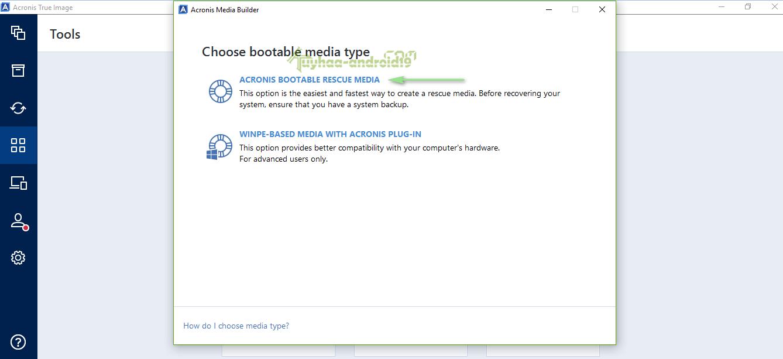 Cara membuat Bootable Acronis Ke FlashDisk