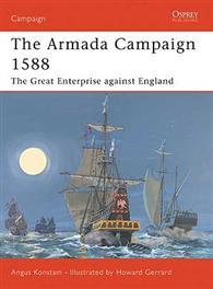 La Armada Invencible 1588 - Osprey