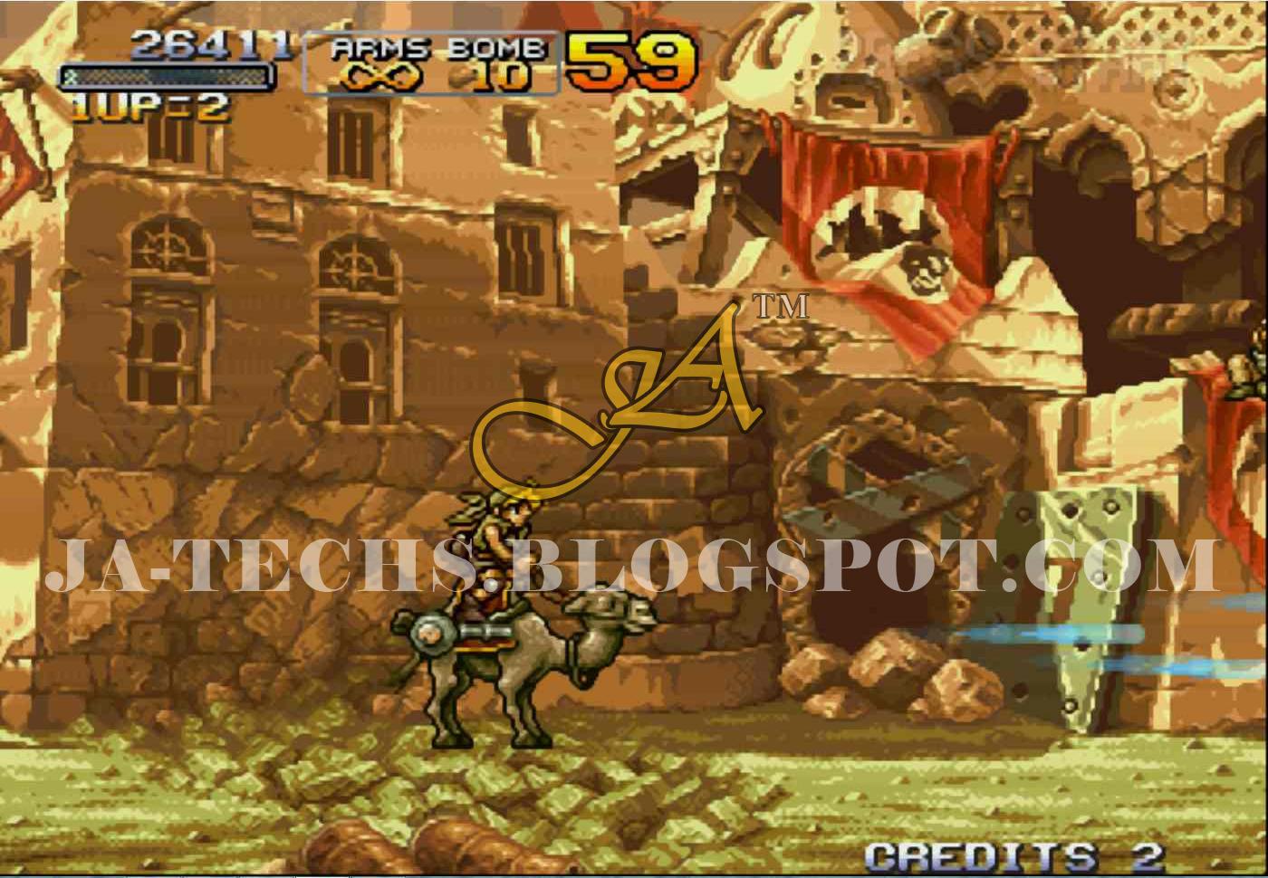 Metal Slug - Play Game Online