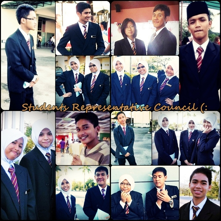 Students' Representative Council of MRSM KKB (: