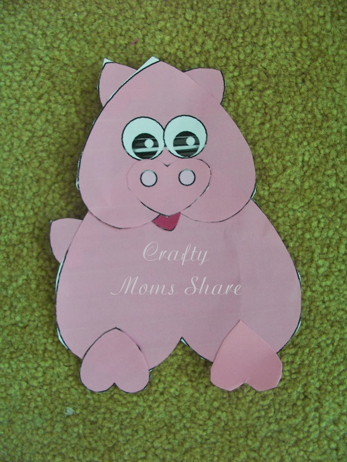crafty moms share virtual book club for kids the amazing pig by