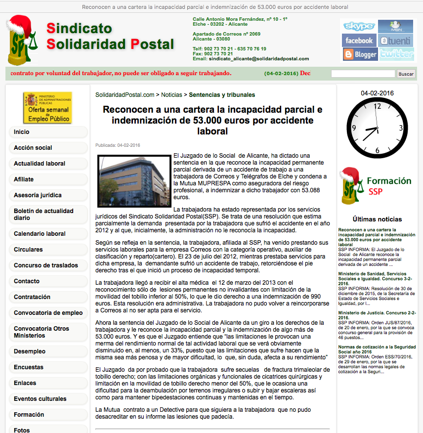 04/02/2016-SolidaridadPostal.com