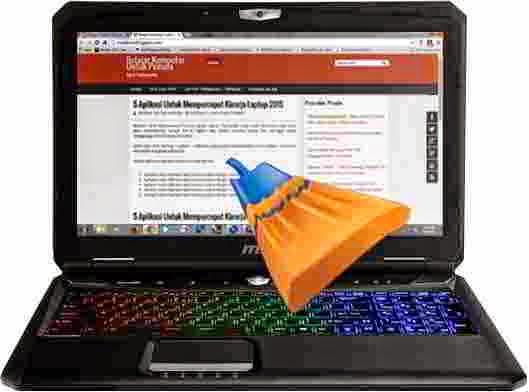 5 Aplikasi Untuk Mempercepat Kinerja Laptop 2015