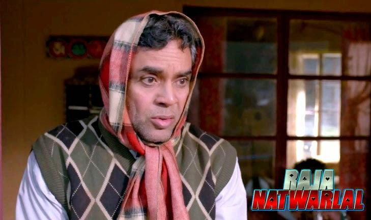 Paresh Rawal - Raja Natwarlal