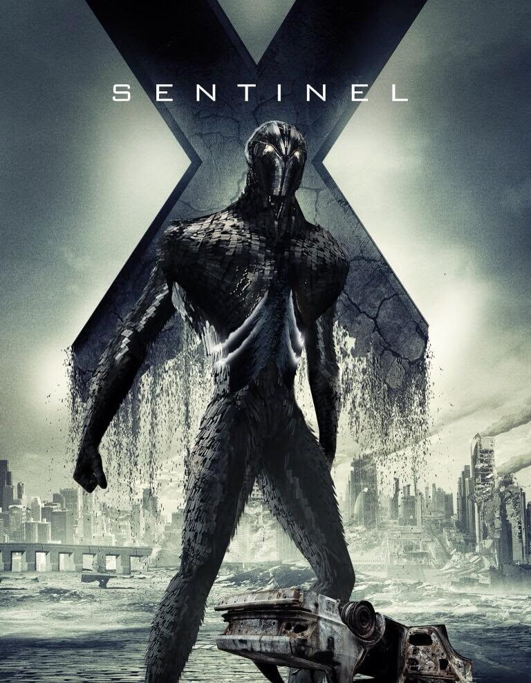 X-men days of future past - Sentinel