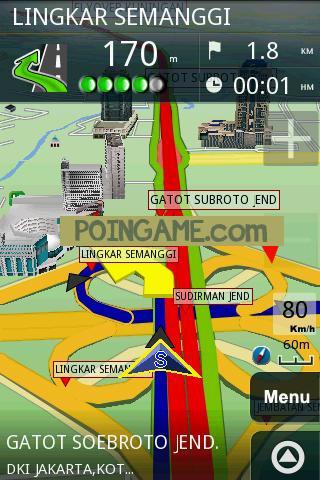Navigasi [GPS] Peta Indonesia Offline