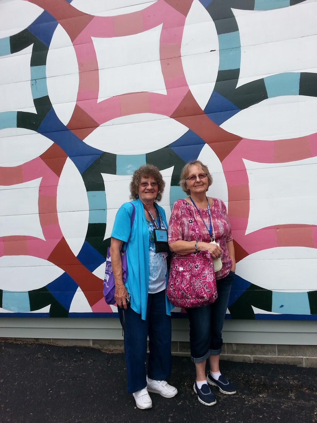 Gladys Gab On Quilts And Quotes Quilt Gardens And Shipshewana