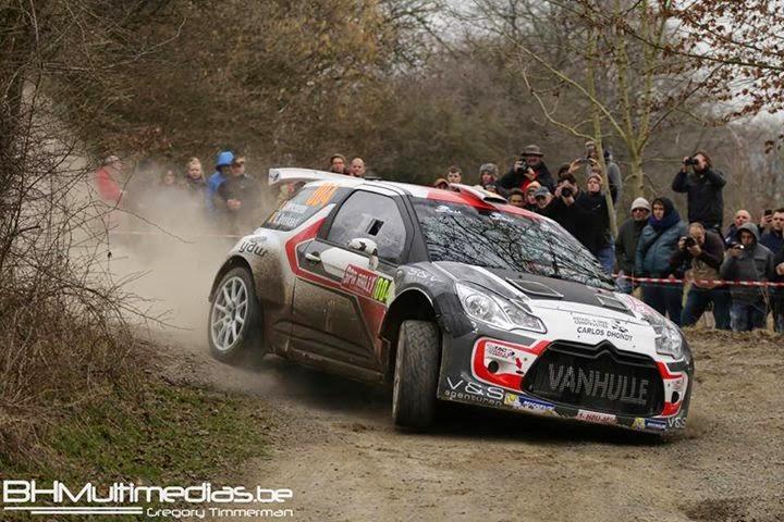 BRC: Spa Rally