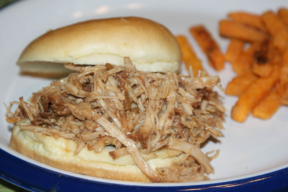 Little Bit Of Everything Root Beer Pulled Pork