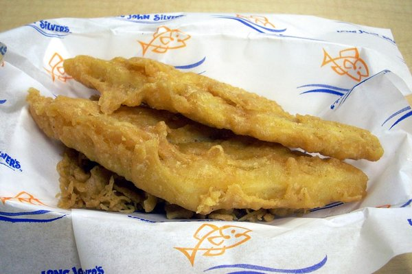 Long john silver 39 s style fish batter fabulous famous recipes for Long john silvers fish recipe