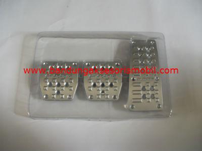 Pedal Gas Bt-01 Dynamic Silver
