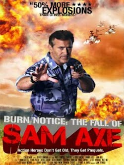Thất Bại Của Sam Axe - Burn Notice: The Fall Of Sam Axe (2011) Poster