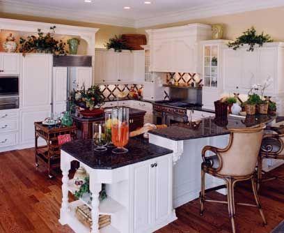 Decoraci n de interiores ideas para decorar tu cocina for Decoracion interiores cocina
