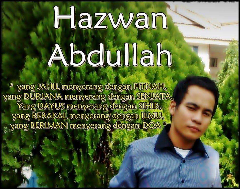 Hazwan Abdullah