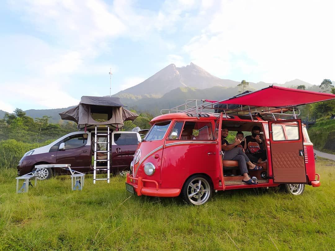 Camper Fun Mobil Kemah