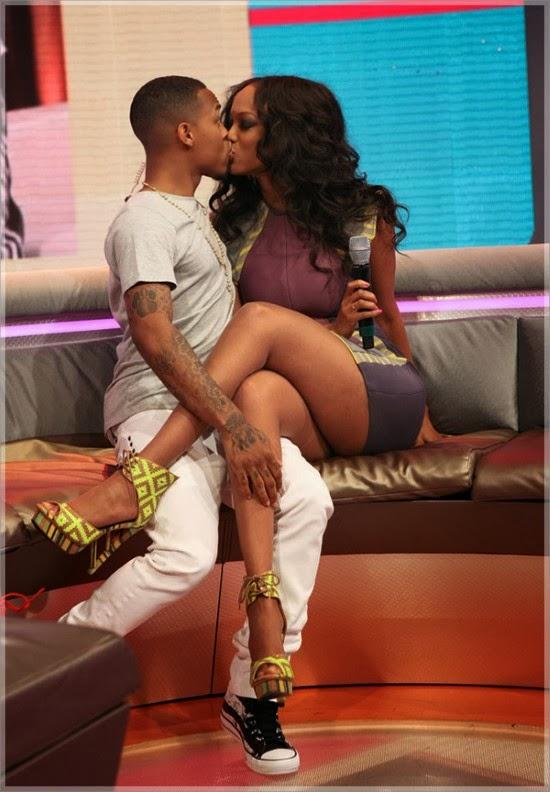 Tyra Banks Lesbian Kiss