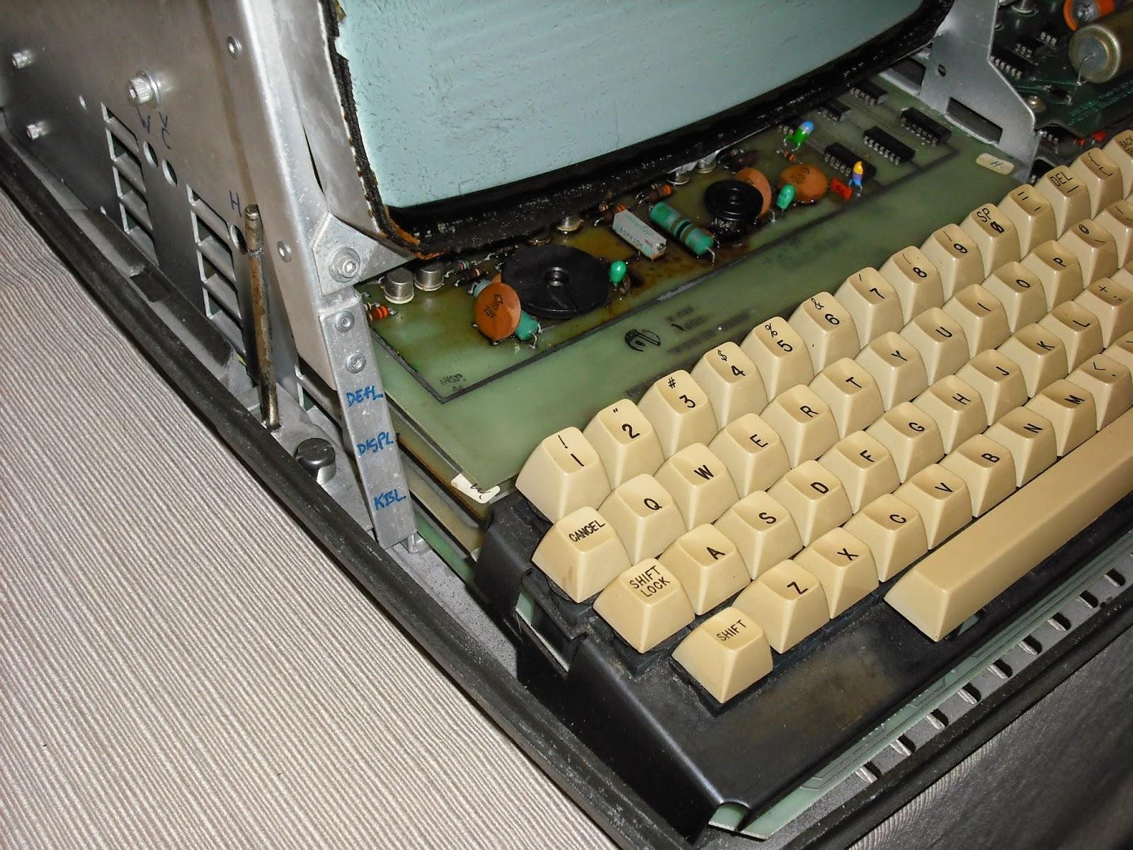 CTC2200 keyboard