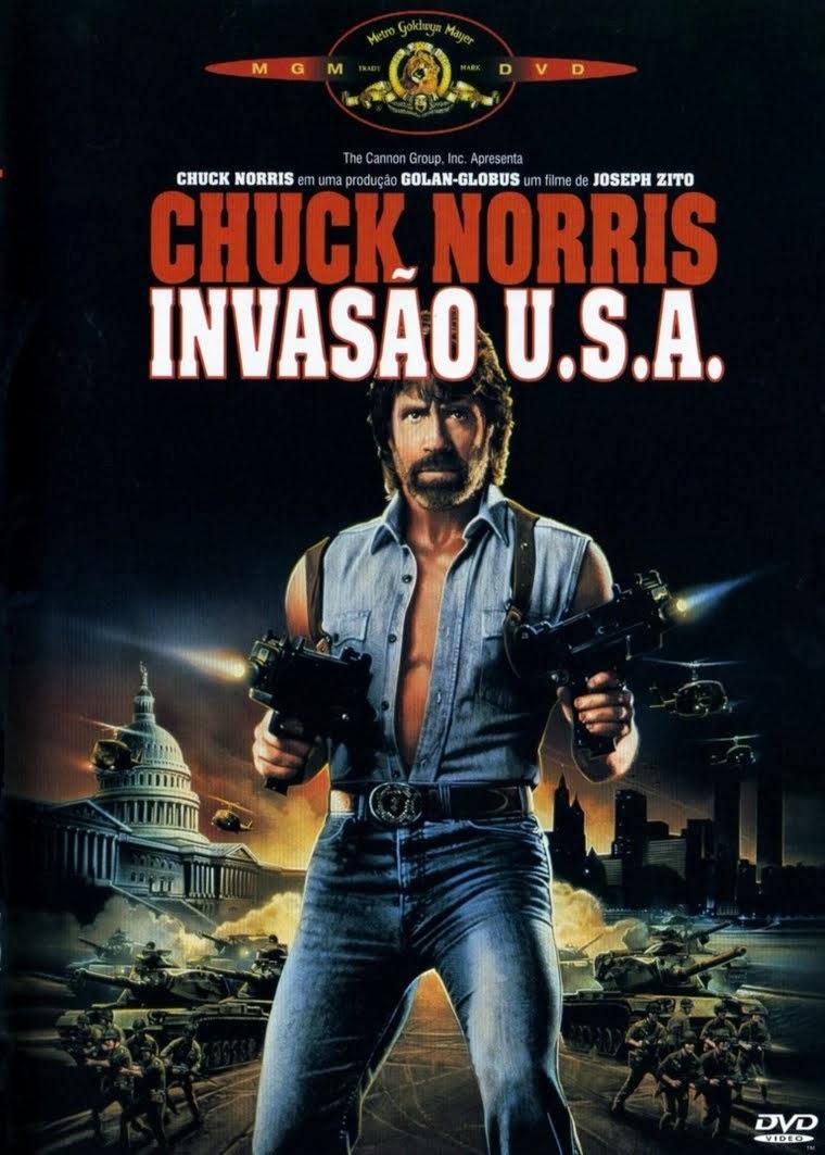 Invasão USA – Dublado