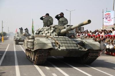 Tank Iran