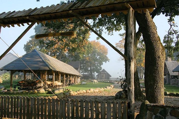 Estilo rustico exteriores rusticos en casa de campo - Entradas de casas rusticas ...
