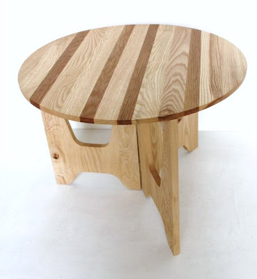 Sharon McMahon Experimented With A Storable Table For Her HNC.