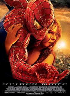 El Hombre Araña 2 (Spider-Man 2) Poster
