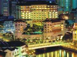 Harga Hotel Bintang 5 di Singapore - Swissotel Merchant Court Hotel