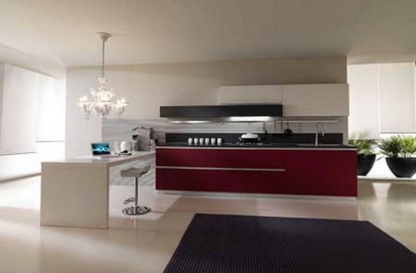 Dise os de gabinetes para una cocina moderna for Disenos de gabinetes de cocina