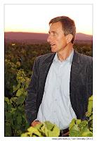 Stanislav Rudolfský ve vinici