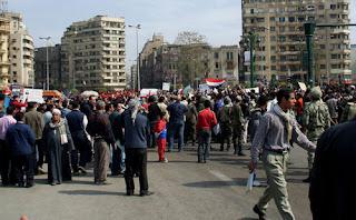 مسيرات لمحافظات الغربية ودمياط والمنوفية تصل للاحتشاد اليوم الأحد بميدان التحرير