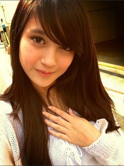 Foto Nabila JKT48 Cantik Profil Biodata Lengkap