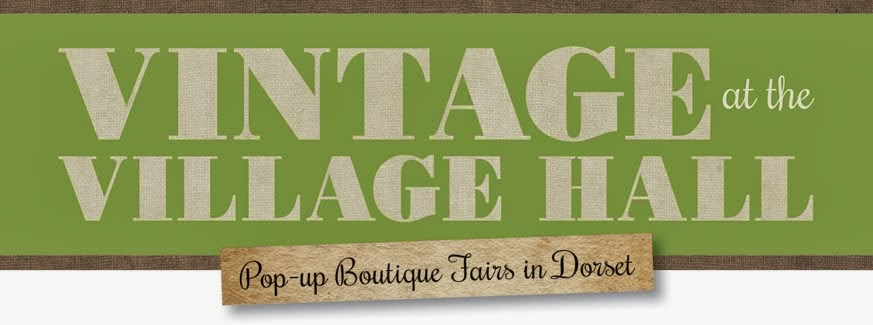 VINTAGE AT THE VILLAGE HALL BLOG