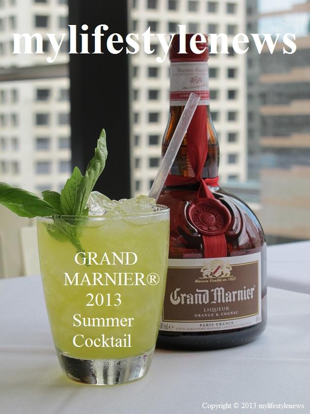 mylifestylenews grand marnier 2013 summer cocktail. Black Bedroom Furniture Sets. Home Design Ideas