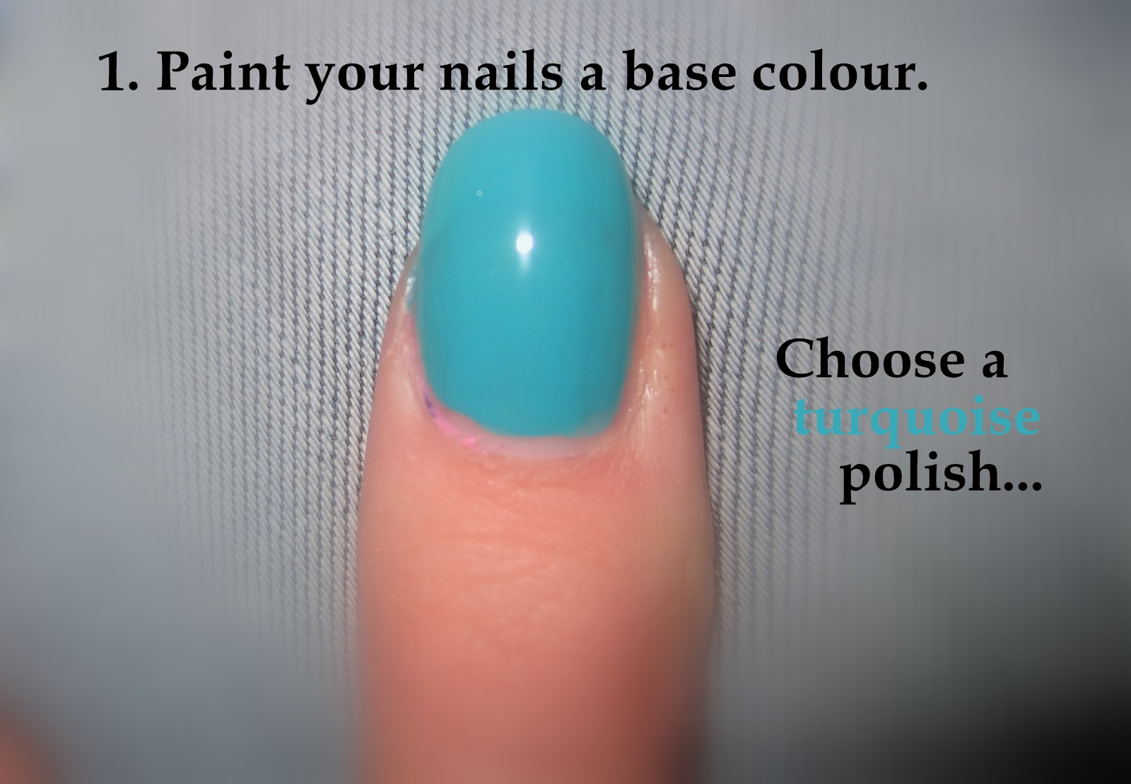 Easy Nail Art Designs Step By Step Picture Joy Studio Design Gallery Best Design