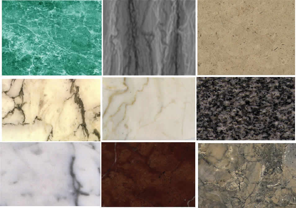 Nuovo design arquitectura interior elecci n de la mesada - Tipos de marmol para cocina ...